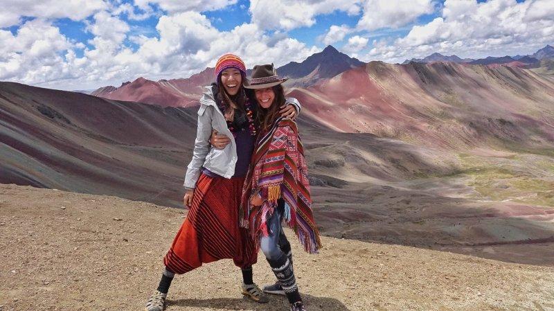 把旅遊當成工作,可沒有你想得那麼輕鬆。(圖/我是Cc謝昕璇,世界最棒工作的台灣女孩@facebook)