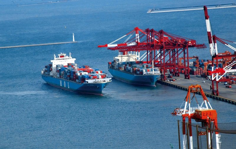 神戶的產業是以神戶港為中心發展起來的。