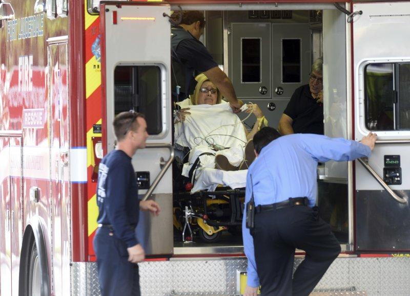 美國佛羅里達州羅德岱堡好萊塢機場槍擊案,造成5死8傷。(美聯社)