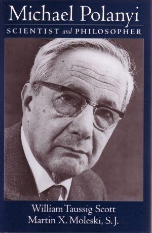 圖2:《柏拉尼:科學家與哲學家》封面。(截圖自牛津大學出版社(Oxford University Press))