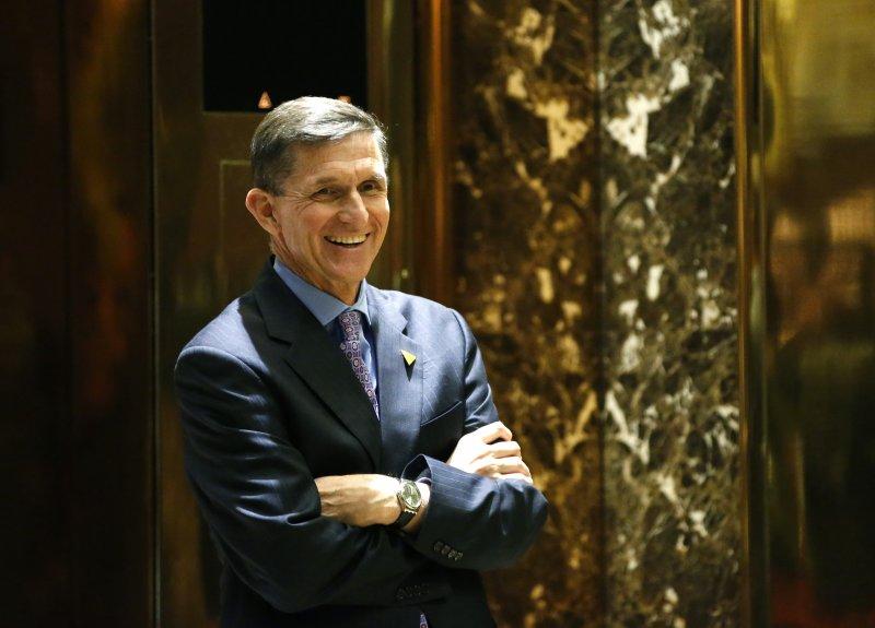 美國準白宮國安顧問佛林(AP)