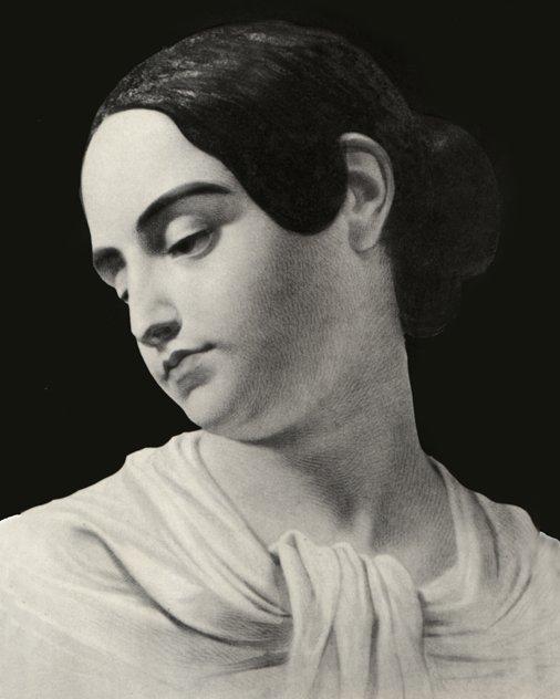 維吉妮亞(Virginia Eliza Clemm)(Wikipedia/Public Domain)
