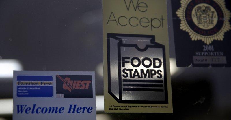 美國的食物券計畫(AP)