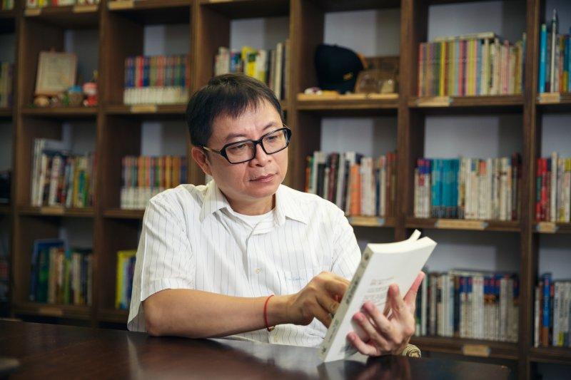 (圖/FM1982陳宗成攝,寶瓶文化提供)