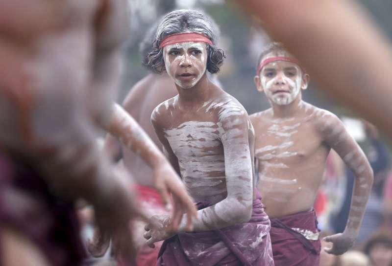 澳洲原住民(AP)