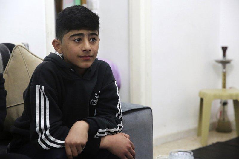 敘利亞難民沙旺一家原本正嘗試申請美國庇護,如今希望渺茫。(美聯社)