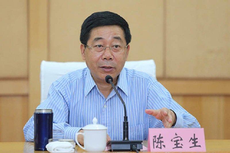 中國教育部長陳寶生指「敵對勢力」滲透教育,引發強烈爭議。(資料照/新華社)