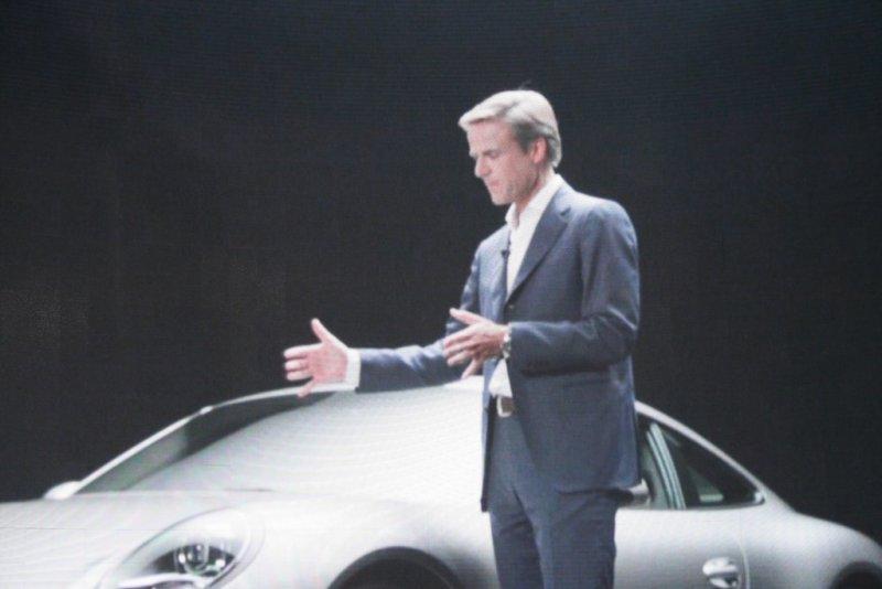 曾獲紅點設計獎的現任Volkswagen 集團設計總監Michael Mauer,與前任設計總監Walter de' Silva聯手出擊,創造了改變認知的全新車款。(圖/automotive-future.de@flickr)