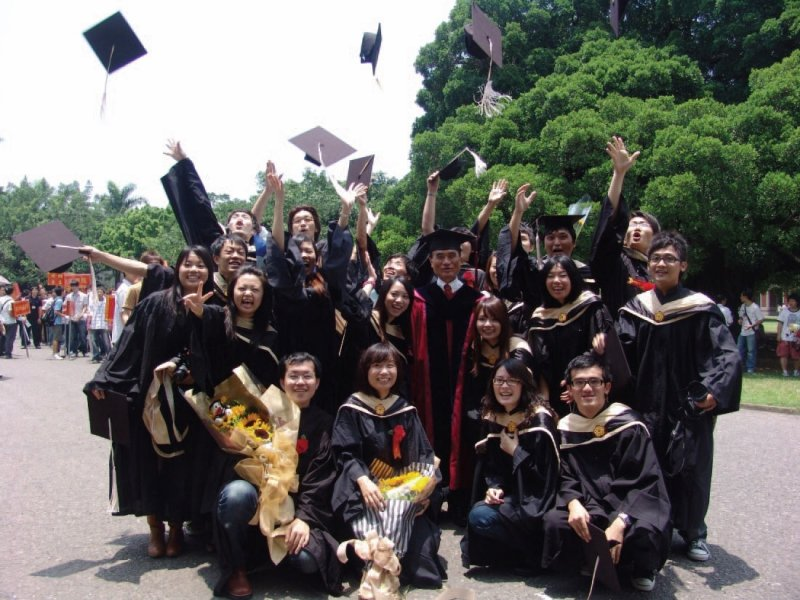 20170202-SMG0045-008-成功大學畢業生。(資料照,取自成功大學學務處網站)