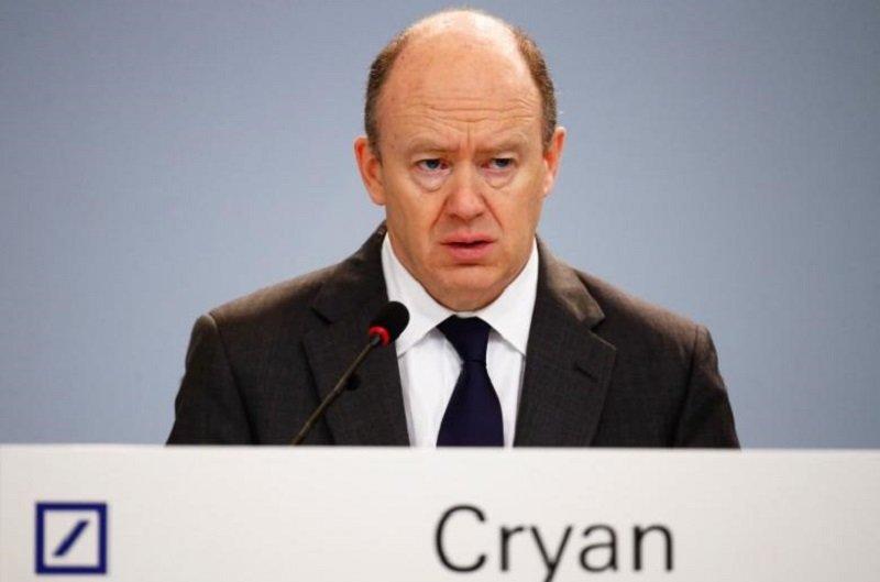 德意志銀行(deutsche bank)的聯合首席執行官約翰•克萊恩(john cryan)預言:十年後「現金」可能不再存在。