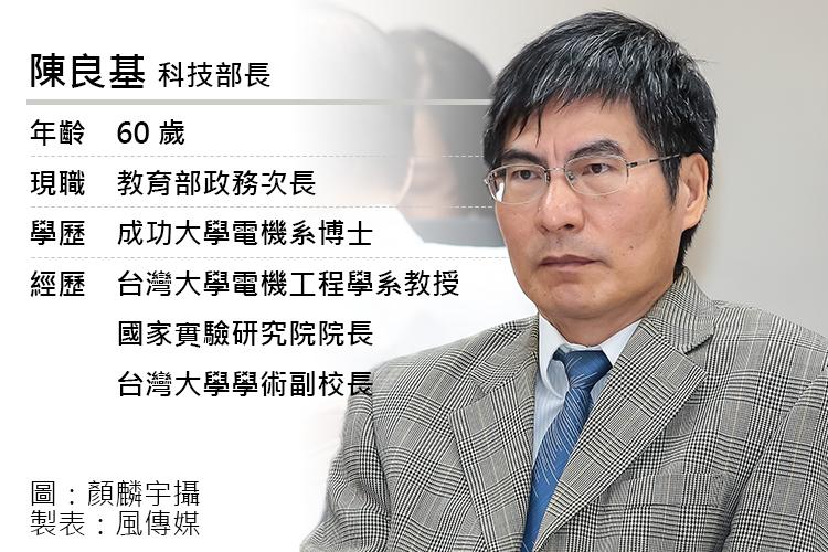 20170203-科技部長陳良基小檔案。