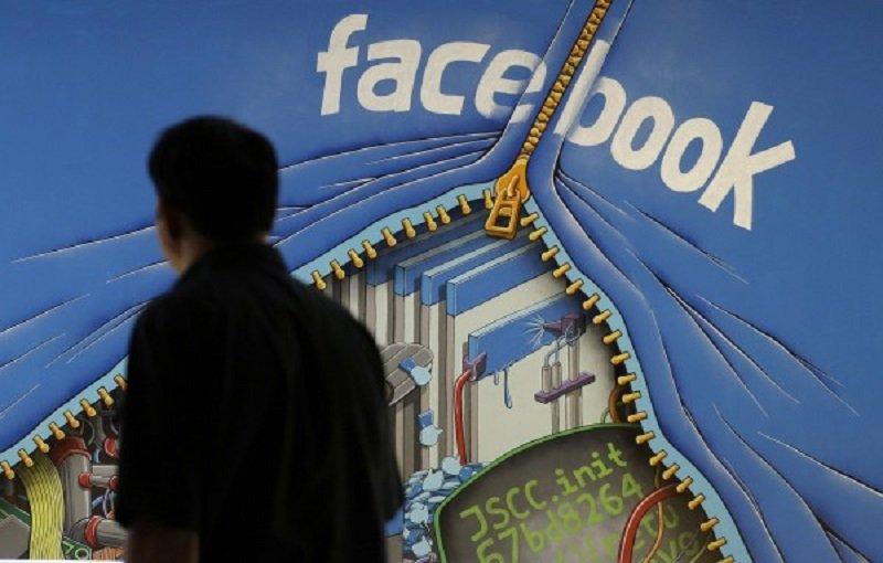 臉書是「數字」最多的網站,無可避免的,我們的生活也被「數字」主宰了。(美聯社)