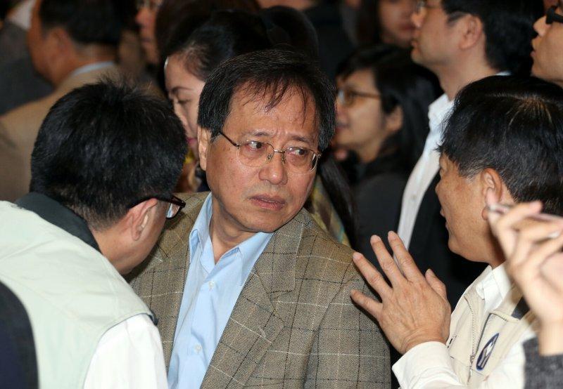 20170208-SMG0045-014-勞動部長交接,李來希也出席觀禮。(蘇仲泓攝)