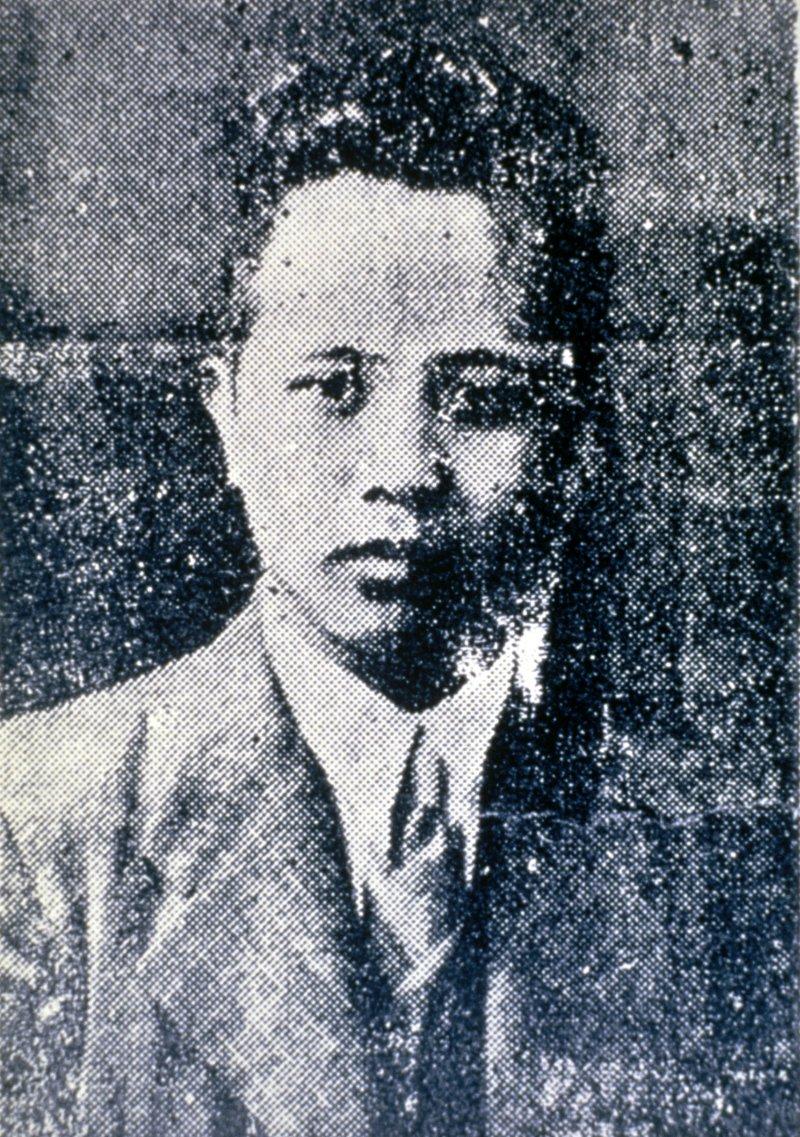 9-3-1黃朝生(1905-1947) 醫師、台北市參議員、政建協會常務理事(黃紫青 提供)