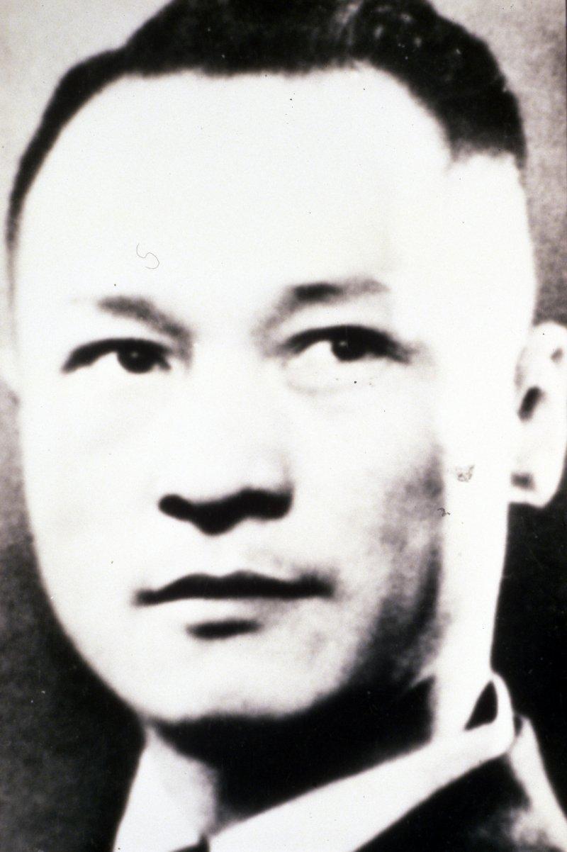 9-3-2李仁貴(1900-1947) 台北市參議員、台北市商會理事、政建協會常務理事 (吳三連台灣史料基金會 提供)
