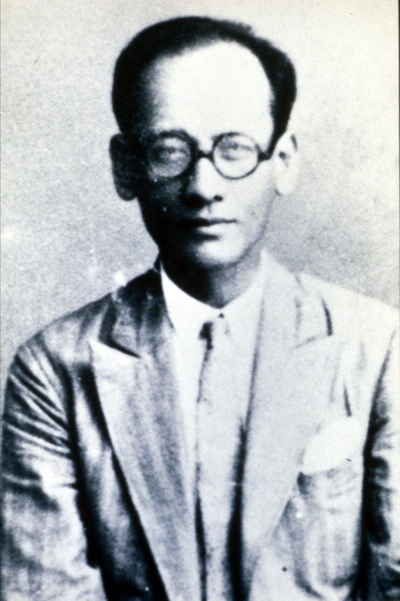 9-3-3陳屋(1896-1947) 台北市參議員,日治時期工運領袖、政建協會理事(陳介山 提供)