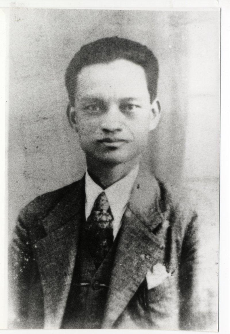 9-3-4徐春卿(1895-1947) 台北市參議員(吳三連台灣史料基金會 提供)