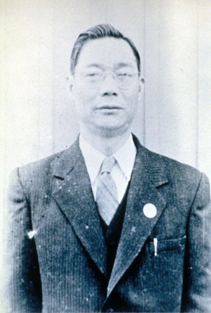 9-3-7宋斐如(1903-1947)   《人民導報》社長(吳三連台灣史料基金會 提供)