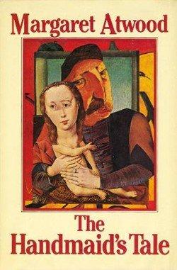 《使女的故事》初版封面(Wikipedia/Fair Use)