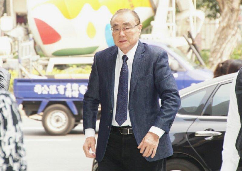 20170218-行政院政務團隊工作會議,國防部長馮世寬。(盧逸峰攝)