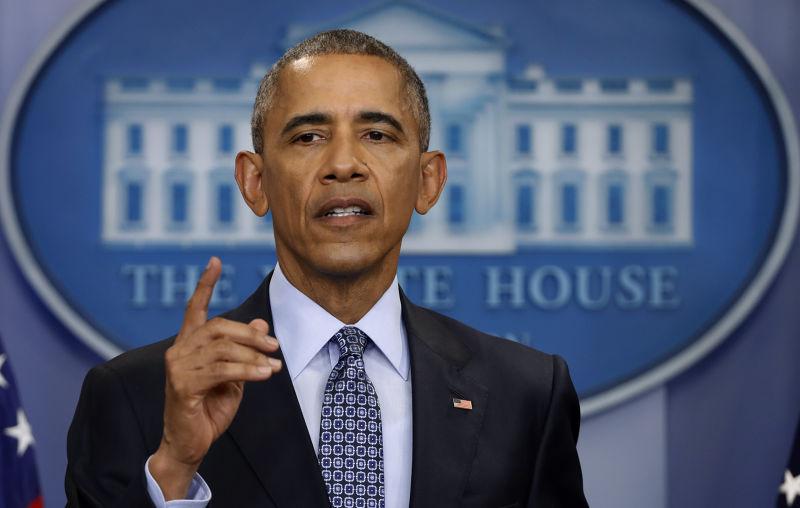 美國前任總統歐巴馬(AP)
