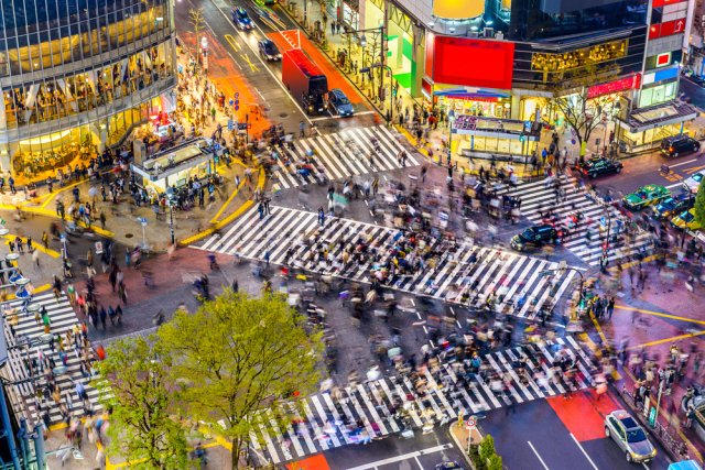 澀谷十字路口,在千萬人之中,遇見你(圖/KLOOK客路提供)
