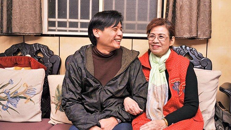 徐自強的母親陳秀琴堅持21年,從沒有放棄任何機會,爭取徐自強無罪釋放。母親的愛與堅強,讓這個家得以團圓。劉潔萱攝