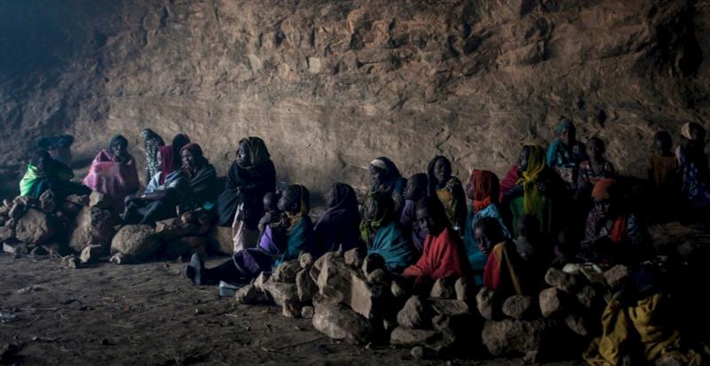 蘇丹國內的武裝衝突超過13個年頭,至今毫無減緩。(圖/AI)