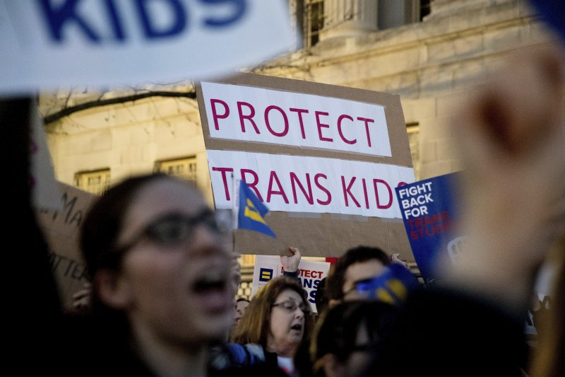 川普命令一出,平權人士憂心好不容易有所進展的跨性別權益又要倒退。