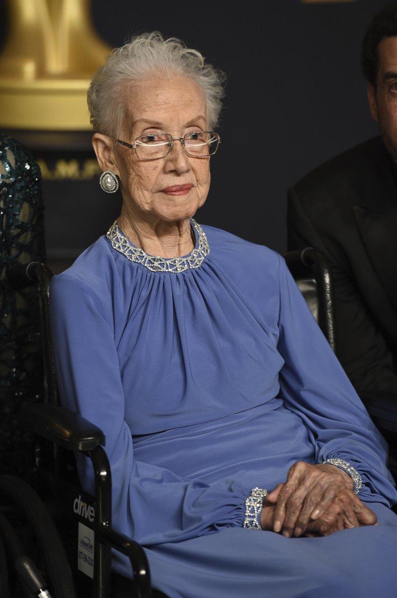 NASA女科學家凱薩琳.強森現身第89屆奧斯卡(AP)