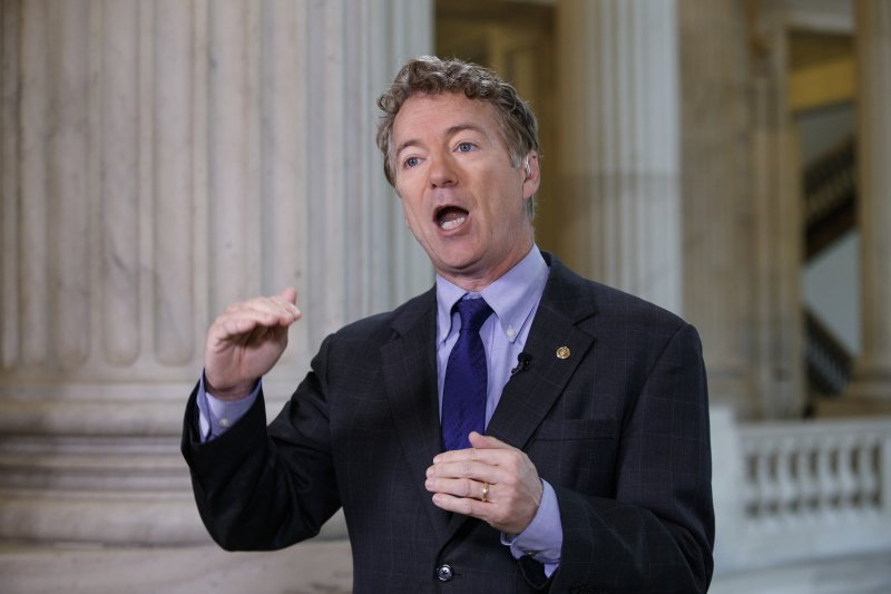 共和黨參議員保羅批評,新方案不過是歐巴馬健保改良版而已。(AP)