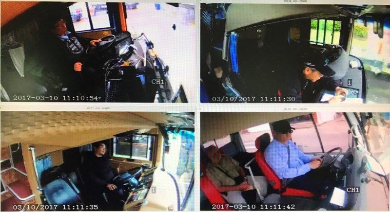 無論是對駕駛員行駛過程中的掌握,或是例行的肇事紀錄與健康情形管理,都與乘車大眾的安全息息相關(圖/e-go台灣租車旅遊集團提供)