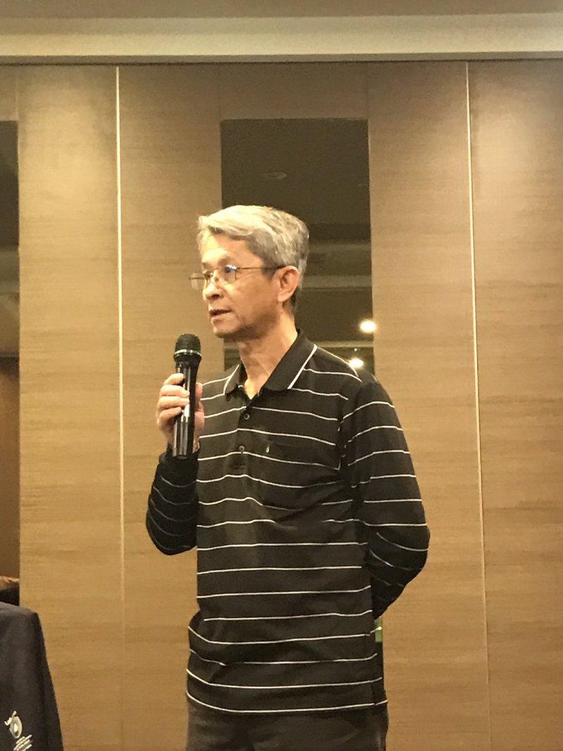 治史起造台灣國 張炎憲全集記者會_陳立栢.jpg(杜承翰攝)