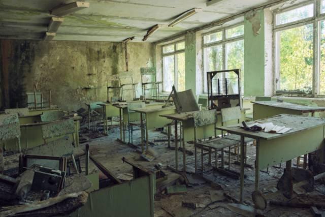存在於核心禁區的廢墟。(圖/Xiao Yang @flickr,Klook客路提供)