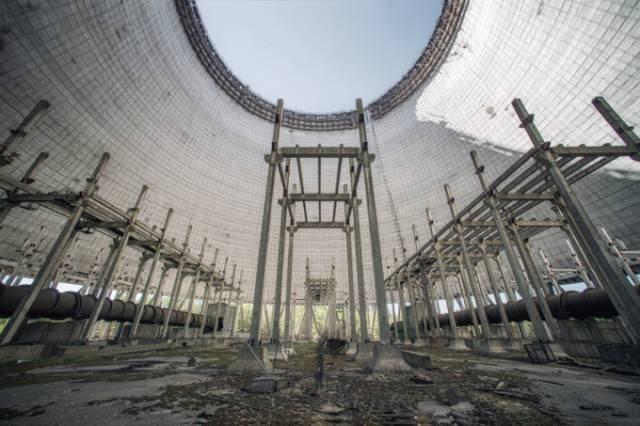 烏克蘭的普里皮亞季受到核災破壞後成為廢墟。(圖/Xiao Yang @flickr,Klook客路提供)