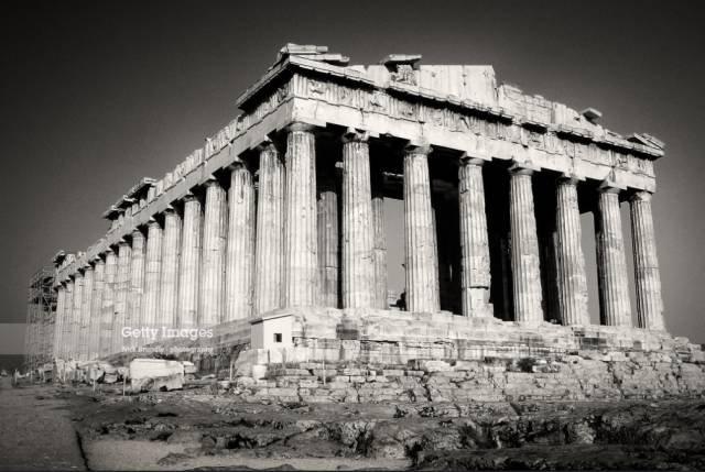 紀念希臘女神雅典娜的帕德嫩神廟。(圖/ Nick Brunedle – Photography @flickr,Klook客路提供)