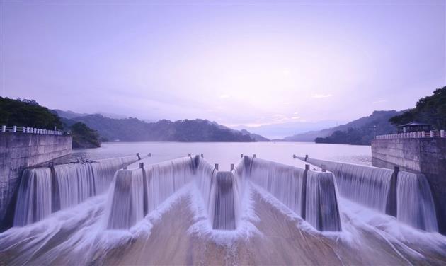 鯉魚潭水庫景山小水力發電計劃(台電)