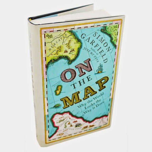《地圖的歷史:從石刻地圖到Google Maps,重新看待世界的方式》。(取自Gene思書齋)