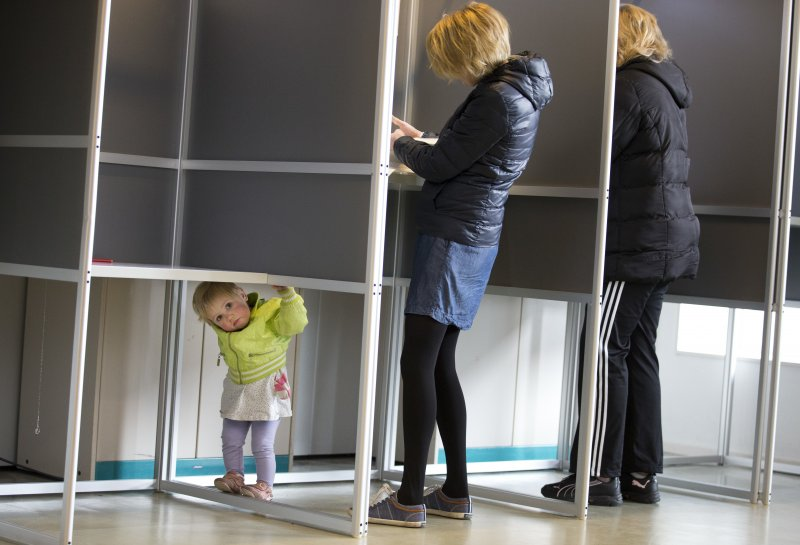 荷蘭大選。(美聯社)