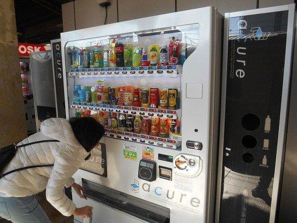飲料販賣機(圖/Funtime提供)