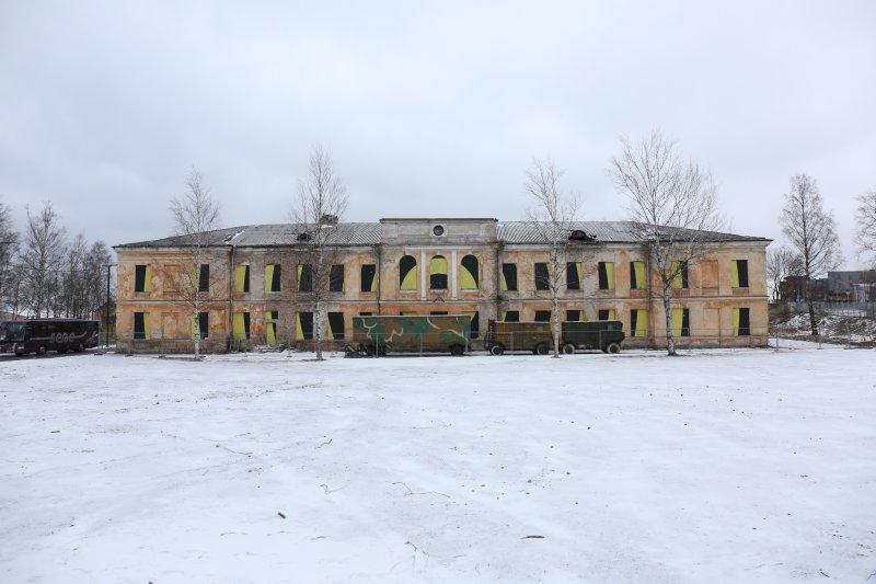 田中央愛沙尼亞專題-塔林街景。(田中央聯合建築師事務所提供)