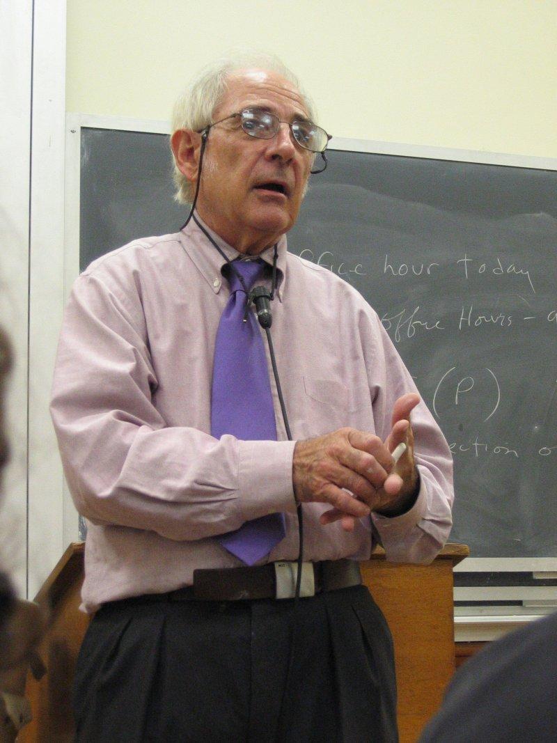 美國加州大學柏克萊分校知名的哲學教授希爾勒傳出性騷擾女助理(Matthew Breindel@WikipediaCCBYSA3.0) )