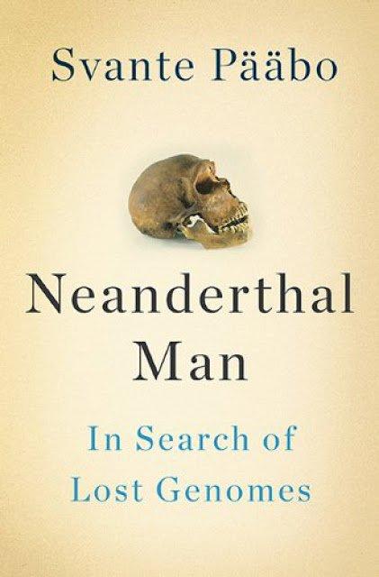 《尼安德塔人:尋找失落的基因組》(Neanderthal Man: In Search of Lost Genomes)。(取自The Sky of Gene)