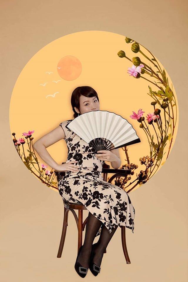 (圖/民國美女 Miss Cheongsam@facebook)