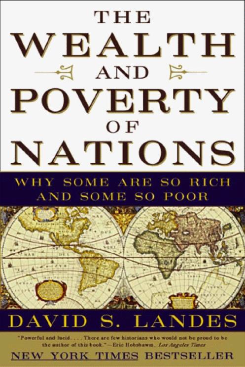 圖1-《新國富論:人類窮與富的命運》原文書封面。(劉任昌提供)