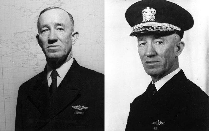 美國前第七艦隊司令柯克(Charles Cooke)的「特種技術顧問團」,成為台北與東京盟軍總司令部統帥麥克阿瑟將軍之間,最重要的溝通橋樑。(Wikipedia / Public Domain)