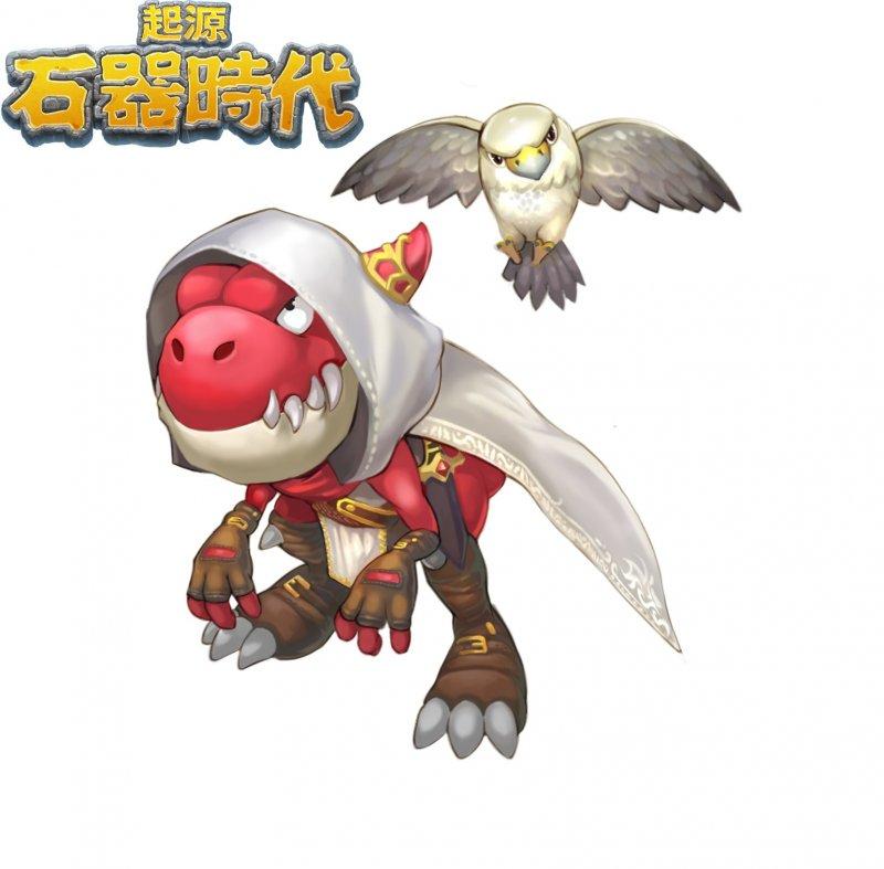傳說級寵物巴朵蘭恩類服裝「荒野孤獨的暗殺者」。(圖/網石遊戲提供)