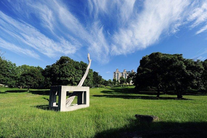 台北藝術大學一景。(來源:台北市電影委員會官網)