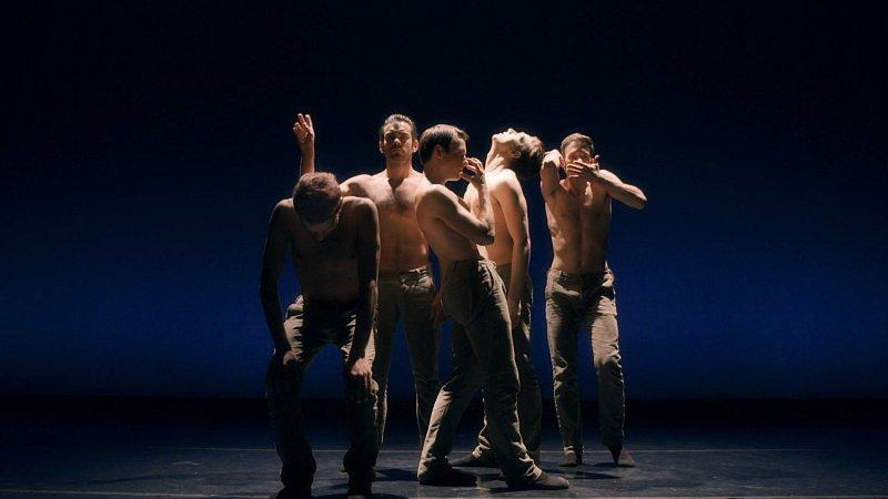 劇中主角身處的現代舞劇團專業演出。(圖/法蘭基與陶德的對話;Gagaoolala提供)