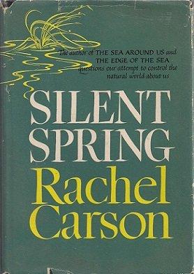 《寂靜的春天》第一版(Wikipedia/Fair Use)